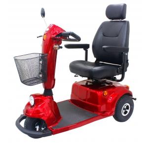 drive st5d 3 wiel rood