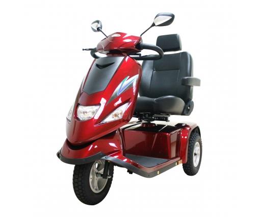 drive st6d 3 wiel rood