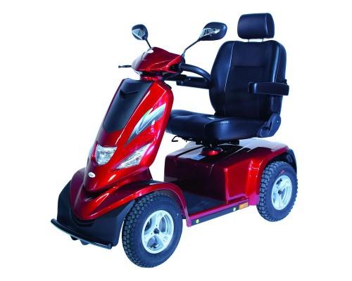 drive st6d 4 wiel rood