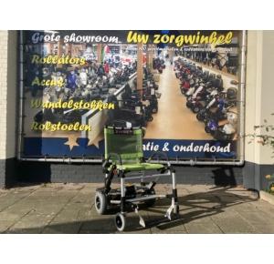 Zinger elektrische rolstoel 2e hands