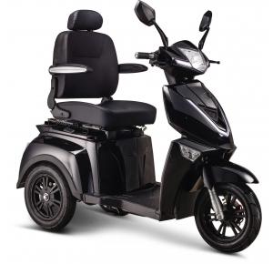 IVA Z1000 zwart (snel 21km per uur )