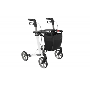 SERVER ROLLATOR 7.5 KG WIT